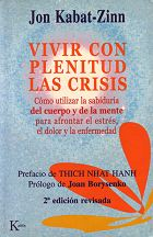 "libro ""Vivir con plenitud las crisis"